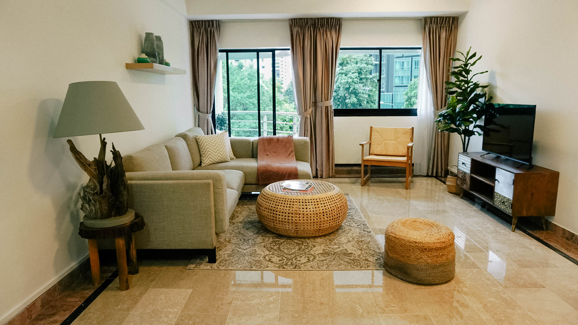 co living in Singapore
