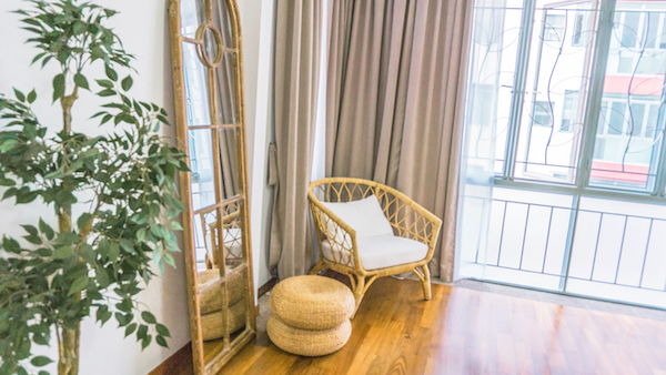 Modern co-living home for rent in Novena & Little India, Singapore