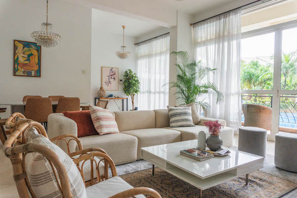Modern co-living home for rent in Tiong Bahru & Outram Park, Singapore